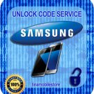Cricket USA Unlock Code Service ONLY FOR Samsung Galaxy Grand Prime S4 S5 S6