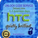 Cricket USA HTC Desire 520 510 512 625 626s Unlock Code Service