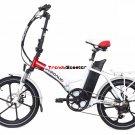 Quadrini Mini Max Folding Electric Bicycle