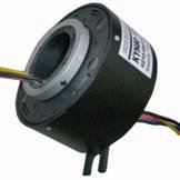 KYH80 Series Through Bore Slip Ring