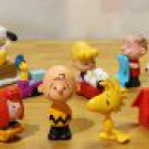 2015 McDonald's PEANUTS Movie Snoopy Happy Meal Toys Complete Set of 8 PCS