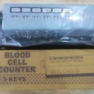 Blood cell counter 5 key Analytical Differential Scientific USA SHIPPING