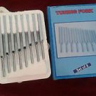 Tuning Fork Set of 8 - Physics Sound Frequency
