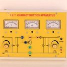 FET Characteristic Apparatus Analog Electronic Lab Training