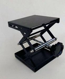 """Mild Steel Laboratory Jack Stand Rack Scissor 8"""""""