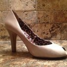 NWOB Jessica Simpson Open Toe Pumps Size 8