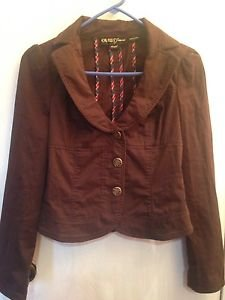 GUESS Women's Stretch Jacket Size Small