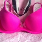 Victoria's Secret Body By Victoria Unlined Demi Bra Size 34B