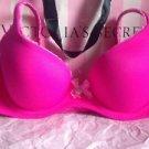 Victoria's Secret Body By Victoria Unlined Demi Bra Size 34B