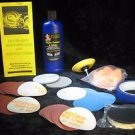 Pro-Headlight Restoration Kit (25 piece) from Moreco Energy LLC