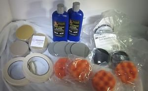 Dealer Headlight Restoration Kit (167 piece) from Moreco Energy LLC