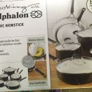 Cooking with Calphalon Ceramic Non-Stick 10-Piece Set