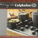 Cooking With Calphalon Nonstick 8 Piece Cookware Set