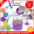 Xtreme Speed Mop★Compact★Water Saver★No Spill★Hot Water Clean★Tough Stainless Steel Handle