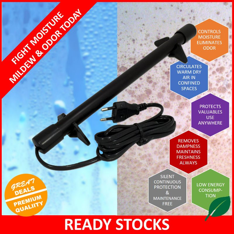 KH-18 Electric Dehumidifier Rod (18 inches length)