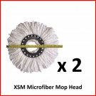 Microfiber Mop Head (2 pieces)