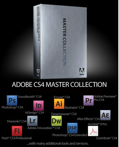 Adobe cs4 master collection kingofkings41