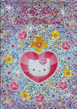 Japan Sanrio Hello Kitty Best Collection Papers