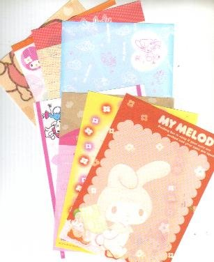Japan Sanrio My Melody Papers