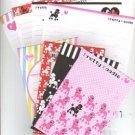 Japan Cru-x Pretty Poodle Lettersets