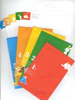 Japan Kamio Elephant Animal King Lettersets