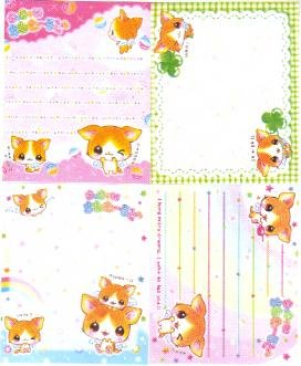Japan Kamio Angel Kitten Memos