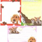 Japan Kamio Chocolate Puppy Memos