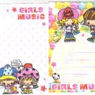 Japan Kamio Girls Music Memos