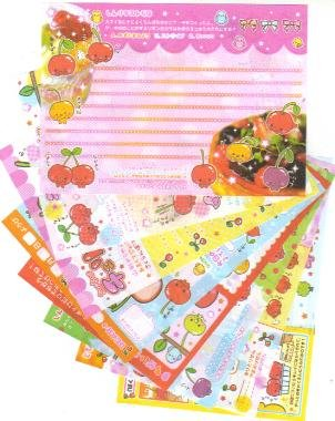 Japan Kamio Cherry San Papers