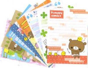 Japan Kamio Kumapy Comic Papers