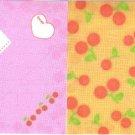 Japan Q-Lia Cherry Folding Memos