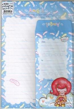 Korea Angel Lettersets Pack