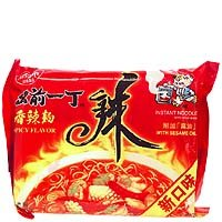 Japan Brand Nissin Instant Noodle - Spicy Favour