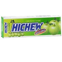 Japan Morinaga Hichew Candy -- Green Apple Favour