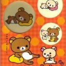 Japan San-x Rilakkuma X'mas Card w/ Envelope #3