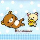 Japan San-x Rilakkuma X'mas Card w/ Envelope #8