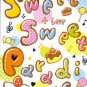 JAPAN CRU-X Sweet Sweet Paradise Notepad (large memo pad) KAWAII