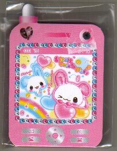 JAPAN Cru-x Little Twin Melody Memopad + Sticker KAWAII