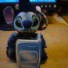 Japan Disney Stitch Fold Handphone Strap Plush Kawaii