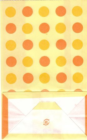 Japan Polka Dots Paper Gift Bags KAWAII