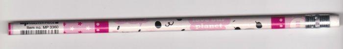 Japan Cute Animal Face Pencil KAWAII (pink)
