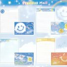 JAPAN Kamio Happy Smile Sky Lettersets Kawaii