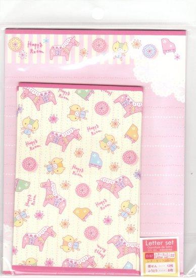 JAPAN Baby Happy Room Lettersets Pack KAWAII