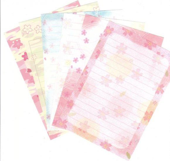 Japan San-x Sakura Papers Kawaii (B)