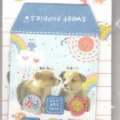 Japan Cru-x Sweet Puppies Memosets Pack KAWAII