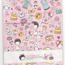 Korea Sense of Fashion Lettersets KAWAII