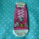 Korea Wear Sneakers Panda Socks Kawaii (Pink)