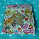 Japan Q-Lia I Love Girly Sack Stickers KAWAII