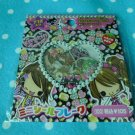 Japan Q-Lia Kirarin Twins Sack Stickers KAWAII