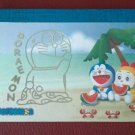 Japan Doraemon Beach Memopad KAWAII